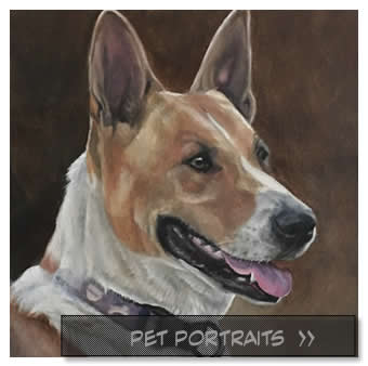 Pet Portrait Gallery Entry